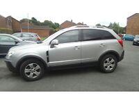PRICE REDUCED for quick sale, £4,500 Opel Antara 20CDTI 4x4 2009 / Automatic / 64000 mileage