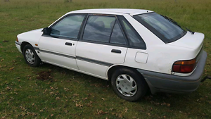 Ford Laser Mullumbimby Byron Area Preview
