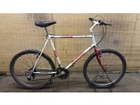 "Mens bike PEUGEOT LASER Frame 23"" HUGE BIKE!"