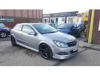 """STUNNING"" VAUXHALL ASTRA SRi + 1.8 (2008) - 3 DOOR HATCH - LOW MILEAGE - LONG MOT - HPI CLEAR!"