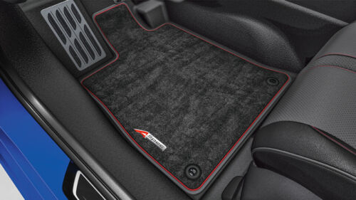 2021 Acura TLX Premium Carpet A-Spec FLoor Mat Set [M20]