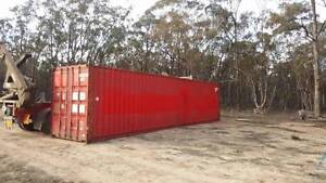 Shipping Containers Delivered to Mornington Peninsula Region Somerville Mornington Peninsula Preview