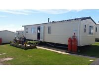 Static caravan for sale sited on Havens Devon Cliffs high spec 6 birth 35x12 with fees Private Sale
