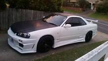 2001 Nissan Skyline Coupe Rochedale South Brisbane South East Preview