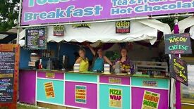 Festival Summer Paid Work - Catering Unit