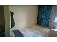 Student flat share/accommodation - double bed, single room. House share with 4 other tenants