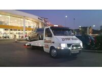 Recovery truck 312 5cyl turbo