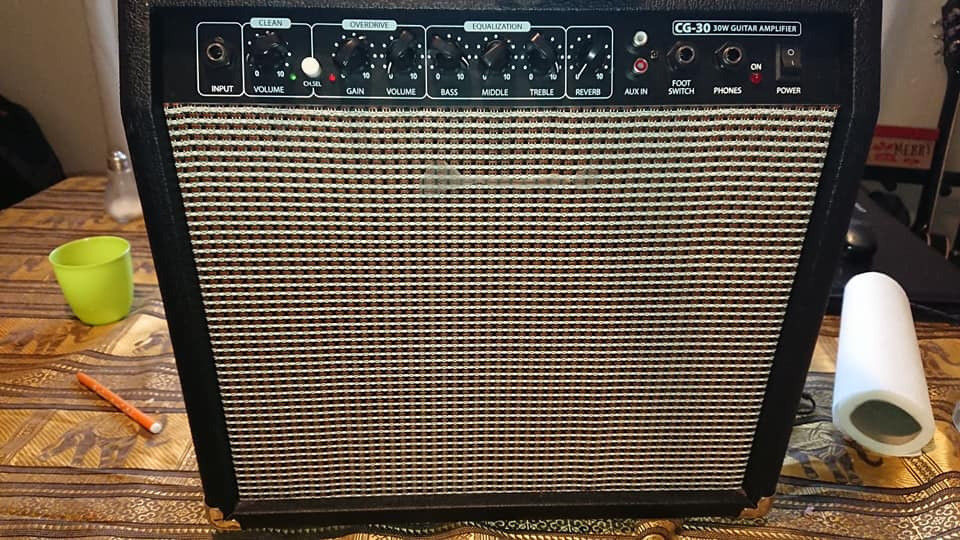 Chord Ag 30 Guitar Amplifier In Oxford Oxfordshire Gumtree
