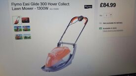 Flymo Easi Glide 300 Hover Collect Lown Mower