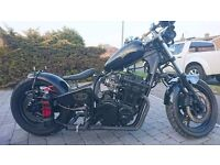 Hardtail Jack Daniels Custom Bobber/Chopper