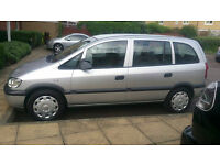 Vauxhall ZAFIRA - Very good condition