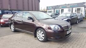 *STUNNING* TOYOTA AVENSIS T2 1.8 (2006) - CLEAN CONDITION - NEW MOT - HPI CLEAR!