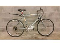 FULLY SERVICED OLD SCHOOL HYBRID PEUGEOT BICYCLE