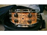 Chris adler snare drum