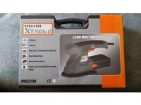 220w Multi Sander Kit in Case