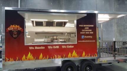 mobile food vans Brisbane City Brisbane North West Preview