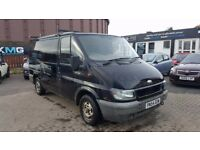 *TRADE IN TO CLEAR* FORD TRANSIT 280 SWB 2.0 (2004) - SHORT MOT - SPARES/REPAIRS!