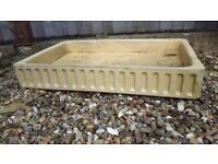 Old Victorian Stone Sink Reclaimed