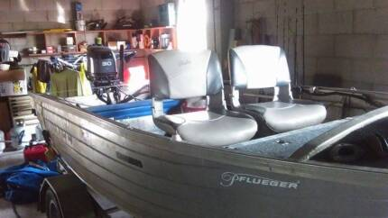 Seajay 4m with 30hp Yamaha Alice River Townsville Surrounds Preview