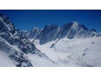 ski bum searching fo sugar mummy to fund ski adventure