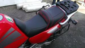 Honda Africa Twin XRV 750 RD07 Cover, Seat upholstery, Modification