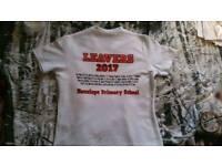 School leavers tshirts