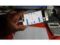 Samsung Galaxy S6 Edge Mobile Phone - 32GB - Gold Platinum