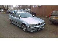 BMW 528i M pack Auto MOT
