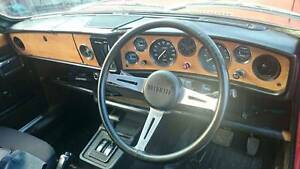 1976 Triumph Dolomite Sedan Expression of Interest Launceston Launceston Area Preview