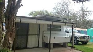 Caravan FOR SALE Conjola Lakeside Caravan Park  A2 site Albion Park Shellharbour Area Preview