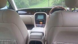 Jaguar xj 2004