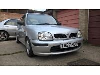 Nissan Micra 1.3 Autotest/race/rally/road