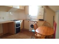 2 Bedroom flat on 3rd floor. Reduced rent £600pcm. NO DSS. Vernon Road excellent location.