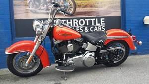 2012 Harley Davidson Heritage Softail (FLSTC) East Rockingham Rockingham Area Preview