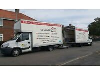 **LOW COST HOUSE REMOVALS** 🚚 NOTTINGHAM'S No 1, LEADING MAN AND LUTON VAN WITH TAIL LIFT *
