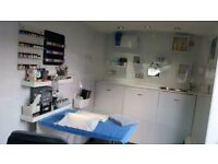 Mobile Salon For Sale, Great Opportunity for a Mobile Nail Tec/Beauty Therapist.