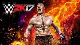 WWE 2K17 (Like New)