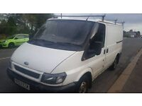 ford transit 260 swb 2.0 td 2003 mot 11 months runs and drives very well