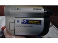 SONY DCR-DVD110E Video Camera