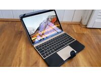 TODAY OFFER Apple Macbook A1534 Intel Core m 8GB 256GB OS X GOLD EXCELLENT CONDITION