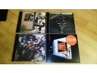 PINK FLOYD 4 DVD ALBUMS BARGAIN £10 THE LOT S62