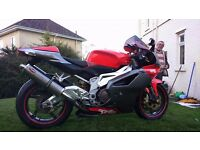 APRILLIA RSVR *CHEAP* 2004 model