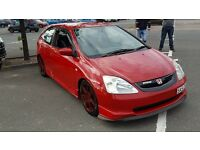Honda Civic EP3 Sale/Swap