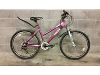 FULLY SERVICED LADY VIKING TXELITE LIGHTWEIGHT ALUMINIUM BICYCLE