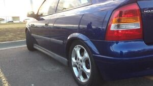 Wrecking Holden Astra sri West Melbourne Melbourne City Preview