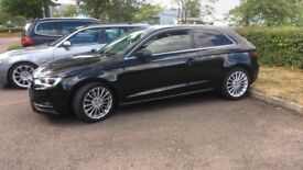 AUDI A3 8V SPORT-BACK CAT D 12 MONTH MOT