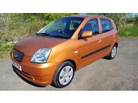 Ideal 1st Car! Kia Picanto 1.1i **12 MONTHS MOT**FULL SERVICE HISTORY**Credit/Debit Cards Welcome