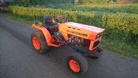 Kubota B6200HST Tractor