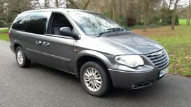 05 Chrysler Voyager 7 leather seater GRD auto Stow on Go used daily . take a car in pat exchange