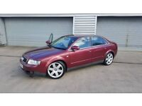 Audi a4 b6 1.8t quattro modifed 220bhp capable of more